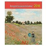 Calendrier 2018 - Impressionnisme
