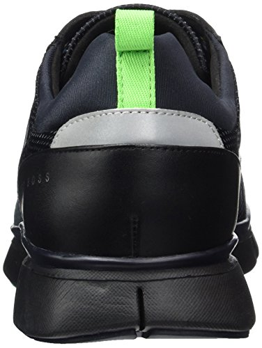 Boss Green Gym_runn_nyme 10197520 01, Sneakers Basses Homme Noir (Black 1)