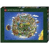 Comparador de precios Heye Verlag - Puzzle de 1000 piezas (HEYE-29521) - precios baratos