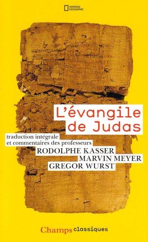 L'évangile de Judas : Du codex Tchacos