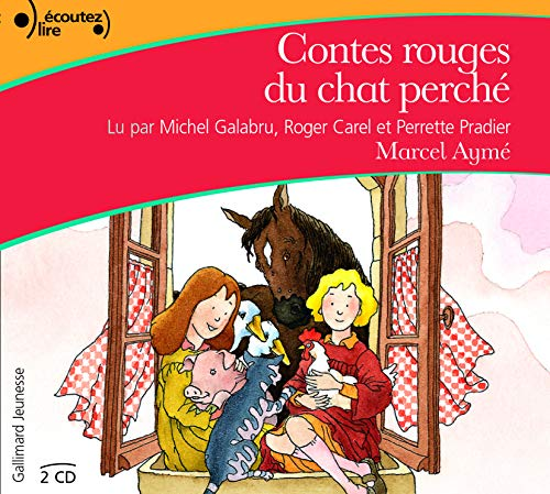 Contes rouges du chat perché