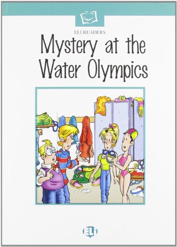Mystery at the water Olympics. Con audiocassetta