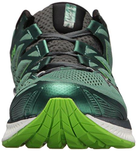Saucony, TRIUMPH ISO 4 Xmas Edition con felpa omaggio Green