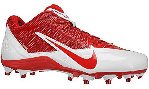 Nike Bambina Air Jordan 1 Retro High Gg scarpe da corsa Red / White