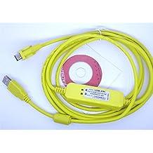 yihaoel para cable de programación USB-PPI + Siemens S7–200Win8Vista 2000XP Win7