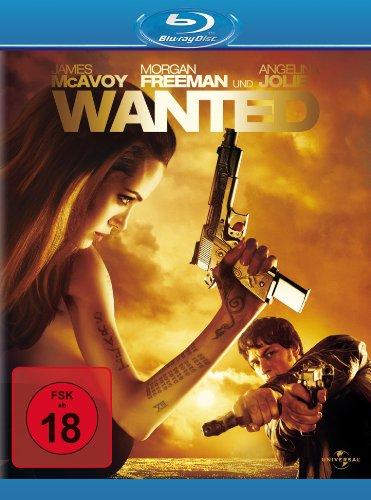 Bild von Wanted [Blu-ray]