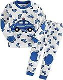 Vaenait Baby Kinder Jungen Nachtwaesche Schlafanzug-Top Bottom 2 Stueck Set