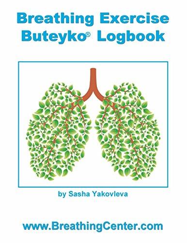 Breathing Exercise Buteyko Logbook