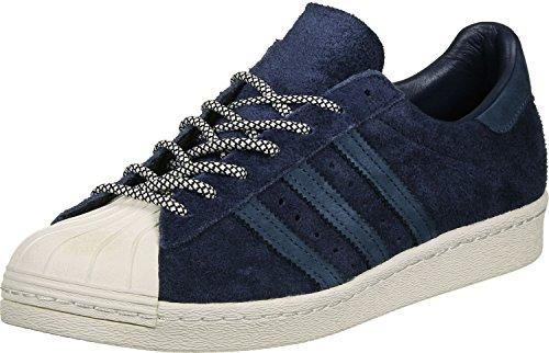 Uomo scarpa sportiva, color Blu , marca ADIDAS ORIGINALS, modelo Uomo Scarpa Sportiva ADIDAS ORIGINALS SUPERSTAR 80s Blu