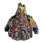 Jardin Artificial Resin Volcanic Ornament for Aquarium 3