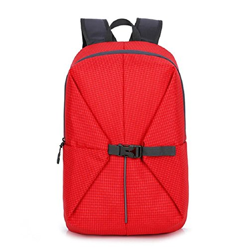 LF&F Backpack Hochwertiges Nylon 30L KapazitäT Freizeit Outdoor Sport Rucksack College Tasche Laptop Tasche Mehrzweck ReisegepäCk Tasche Daypacks E