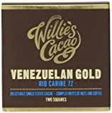 Best Cuban Coffees - Willie's Cacao Venezuelan 72 Rio Caribe Nut Review