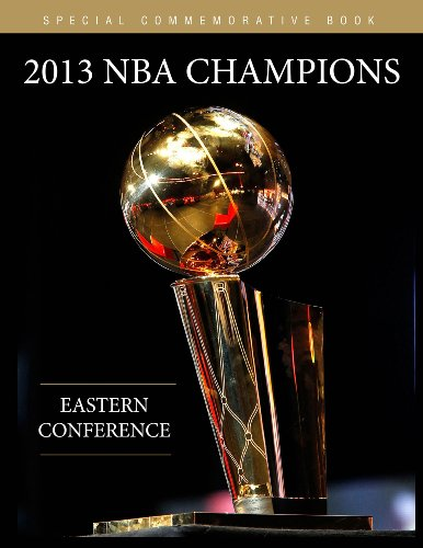 2013 NBA Champions (Eastern Conference) por Triumph Books