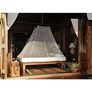Cocoon Moustiquaire 2 Places ISNT2 Imprégnée InsectShield Coloris Blanc