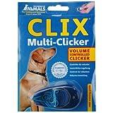 Clix multi Clicker pour chien Puppy formation et guide gratuit