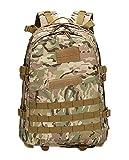 Tarnung Bergsteigen Rucksack für Männer und Frauen Wanderrucksack