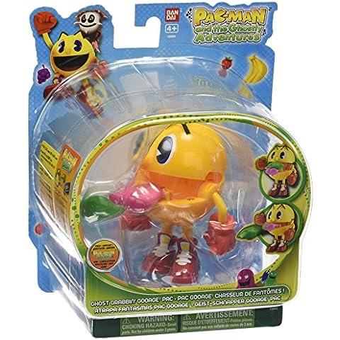 Atrapa Fantasmas Pacman (Modelo Aleatorio)