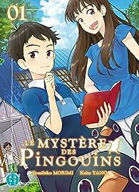 Le mystère des pingouins, tome 1 par Tomihiko Morimi