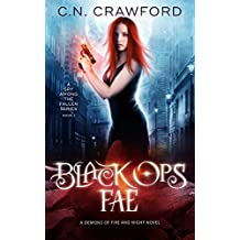 Black Ops Fae (A Spy Among the Fallen Book 2)