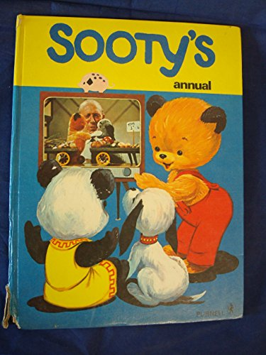 Sooty's annual. 1970.