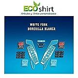 Ecoshirt K2-D0RH-TBYR Stickers Fork Rock Shox Xc32 2017 Am121 Autocollants pour...