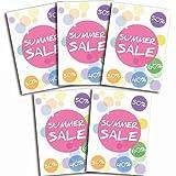 Poster Plakat - SSV Summer Sale DIN A3 - 5 Stk. im Sparset