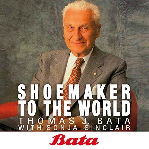 Bata: Shoemaker to the world  Audiolibri