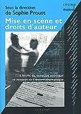 """Afficher """"Mise en scène et droits d'auteur"""""""