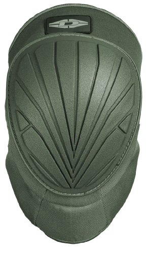 Damascus DKX1OD Vortex Gel-Core Hybrid Knee Pads, Olive Drab by Damascus Protective Gear -