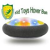JRD&BS WINL Hover Football Toy FÜR Kinder,Geburtstagsgeschenk für Mädchen 4-8 Jahre alt,Das Beste Spielzeug FÜR 3-10 Jahre Alten Jungen Präsentiert Spiele Im Freien Mit Freunden(Gelb 02)