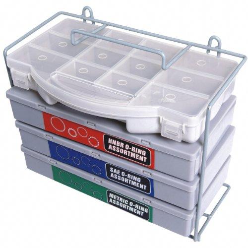 Preisvergleich Produktbild 900 x O-Ring Sortiment Dichtring METRISCH ZÖLLIG inkl. HNBR für Klimaleitungen (im Aufbewahrungsbox / Sortimentsbox)
