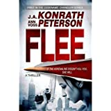 [(Flee)] [ By (author) J A Konrath, By (author) Ann Voss Peterson ] [October, 2012]