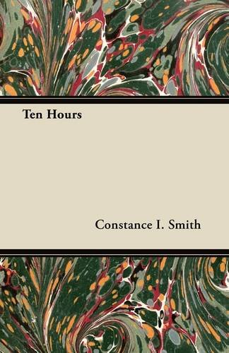 Ten Hours Cover Image