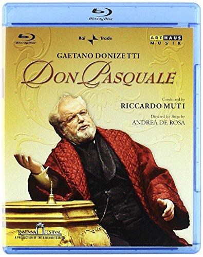 Donizetti: Don Pasquale (Ravenna Festival 2006) [jewel_box]