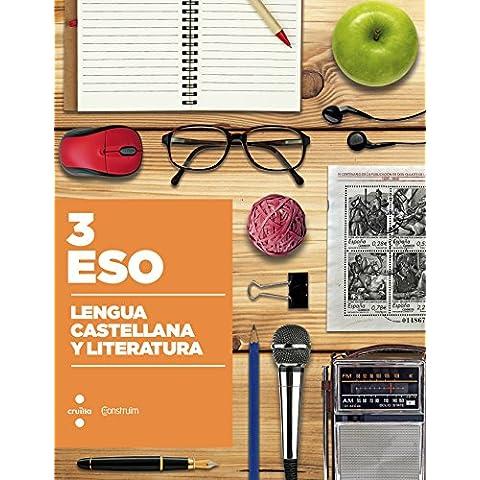 Lengua castellana y literatura. 3 ESO. Construïm