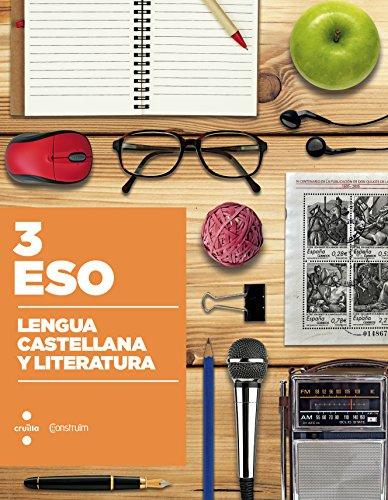 Lengua castellana y literatura. 3 ESO. Construïm - 9788466138451 por Jorge León Gustà