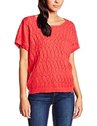 Pepa Loves, SWEATER POINTELLE CORAL - JERSEY para mujer