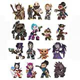 Funko - Figurine League Of Legends Mystery Minis - 1 boîte au hasard / one Random box - 0889698106412