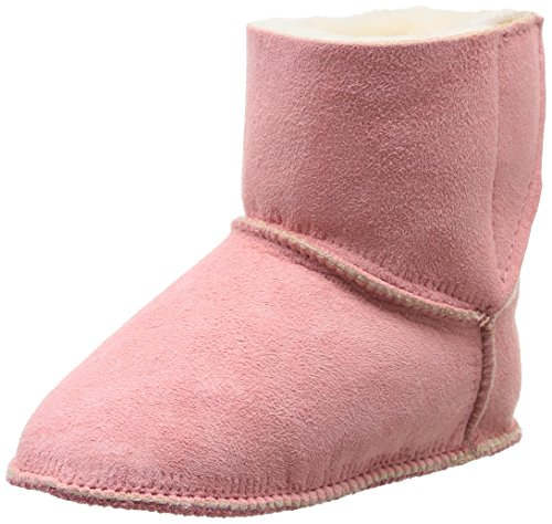 Little Mary Boreale Baby-Mädchen Lauflernschuhe Pink (Rose (Chabraque Rosa))