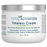 Timeless Cream, Made in USA, Ultra Premium Anti Wrinkle Skin Cream, Reduces Appearance