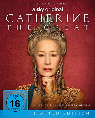 Catherine the Great (Limited Edition) [Blu-ray]