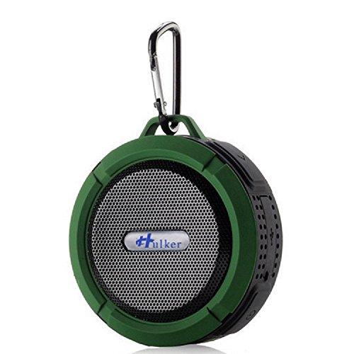 Haut-parleur-de-Douche-Bluetooth-tanche-HULKER-001-haut-parleur-mains-libres-avec-micro-intgr-6h-dautonomie-Boutons-de-contrle-Rechargeable-Ventouse-Facile-dutilisation-Amygreen
