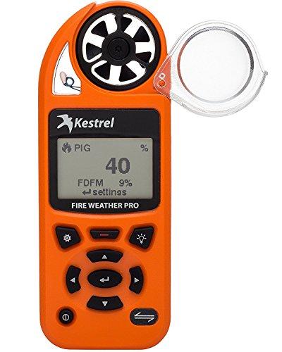 Kestrel 5500FW Fire Weather Meter Pro, Naranja