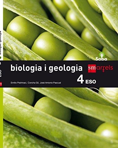 Biologia i geologia. 4 ESO. Saba - 9788467587401