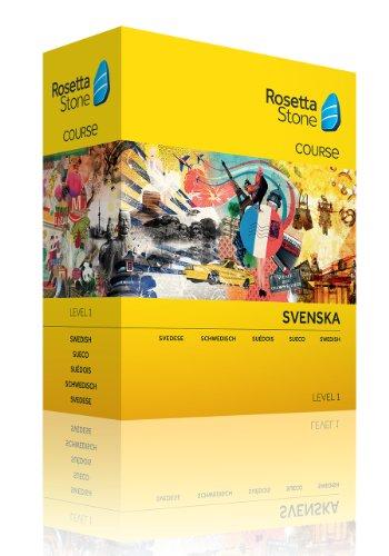 Rosetta Stone Swedish Level 1