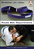 BJJ Purple Belt Requirements DVD with Roy Dean