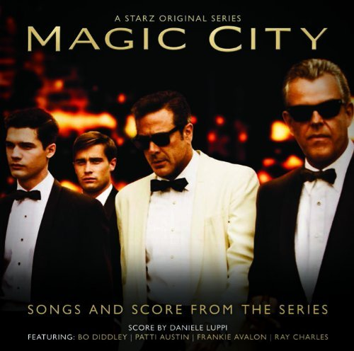 Magic City (Original TV Soundtrack - Songs and Score from the Series) by Various (2013-02-12) (City Magic Soundtrack)