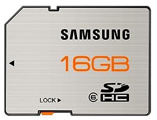 Samsung SDHC 16GB Class 6 Speicherkarte (MB-SSAGAEU) (B0058TUCRY)   Amazon price tracker / tracking, Amazon price history charts, Amazon price watches, Amazon price drop alerts