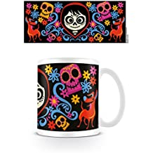 CoCo Miguel y Dante Taza de café, cerámica, ...
