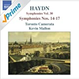 Haydn: Symphonies, Vol. 30 (Nos. 14, 15, 16, 17)